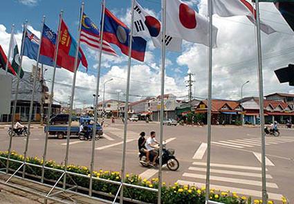 ASEAN+6 trade bloc in the making
