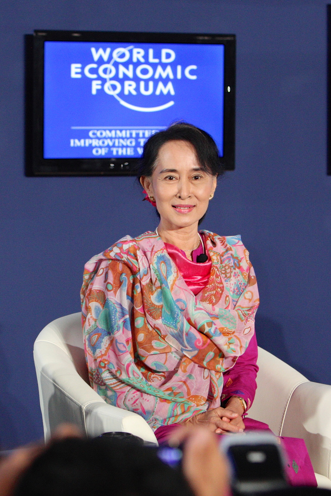 Suu Kyi wants to run for president