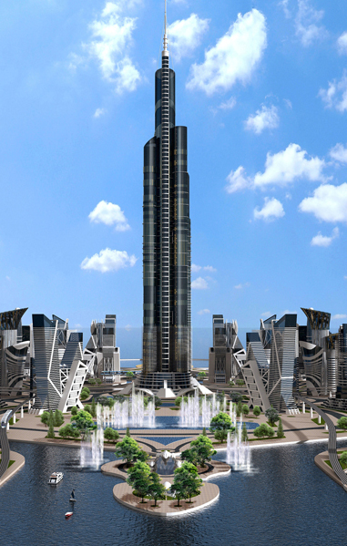 Absurd Race For Asia S Tallest Tower Investvine