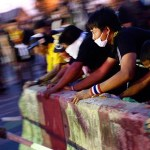 Gunshots in Bangkok as protests escalate