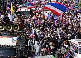 Bangkok faces biggest gridlock ever