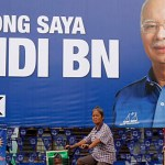 Malaysia gov't bashed for $155m election ad spending