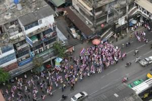 Bangkok protests Nov 2013