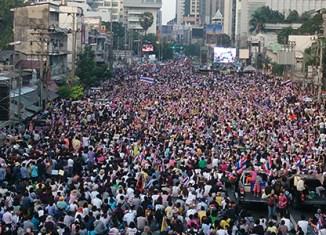 Bangkok 'shutdown' set for January 13