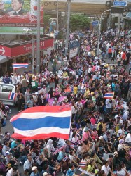 Bangkok protests Dec 2013