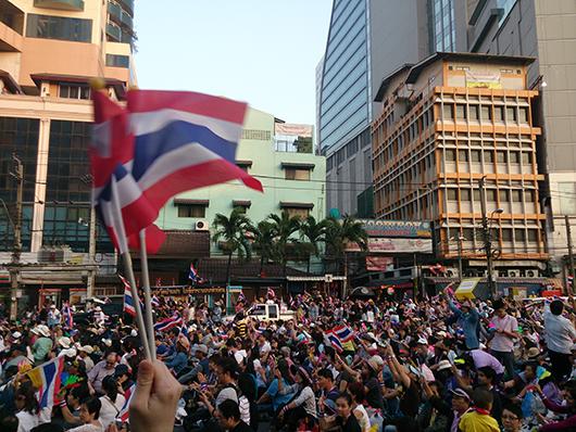 Bangkok protests Dec 22_6_Arno Maierbrugger