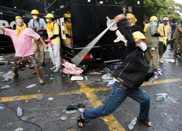 Protests in Bangkok to last at least 3-5 days