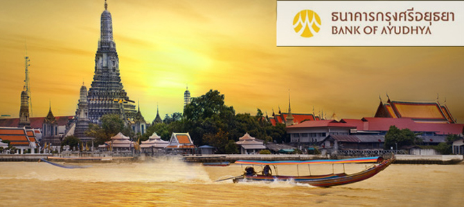 Thailand's Bank of Ayudhya ready to sell $5.6b stake