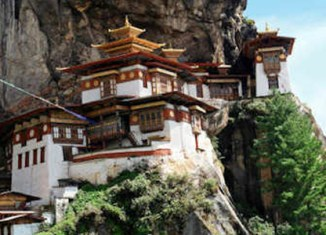 Bhutan's era of 'national happiness' comes to an end