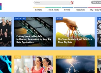Indian entrepreneur launches Big Data site in Singapore