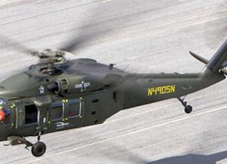 Brunei gets 4 Black Hawk helicopters