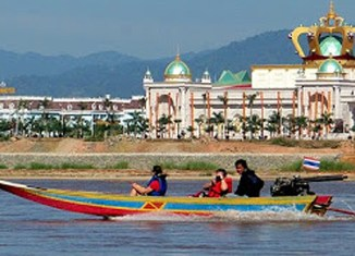 Laos opens 'Chinatown' to lure tourists