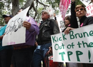 US Congress members want Brunei TPP deal called off