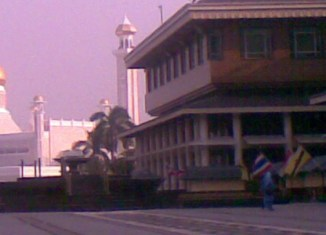 Sarawak, Brunei have their own haze problem