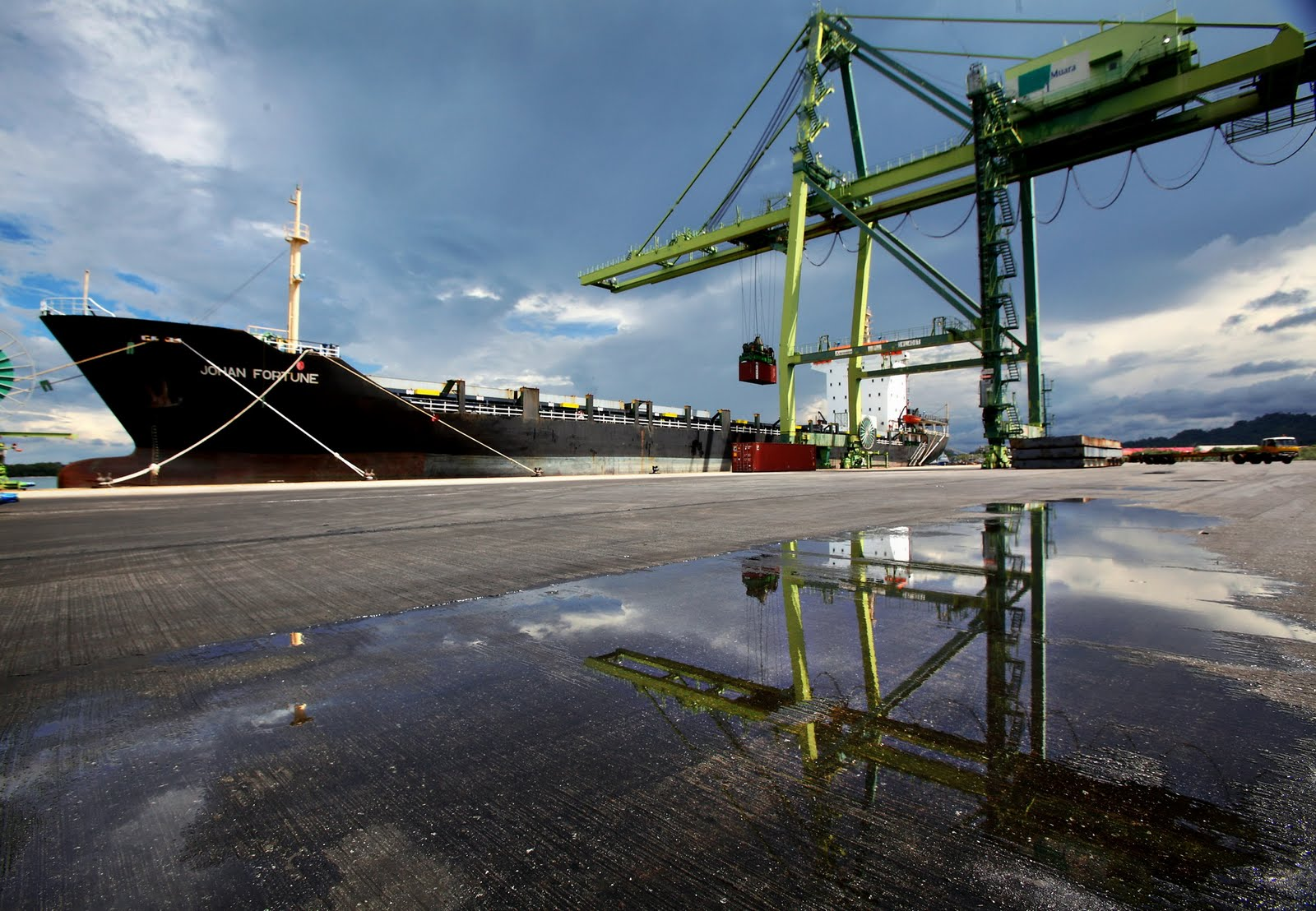 Brunei to boost maritime industry