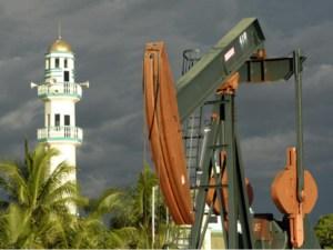 Brunei oil