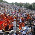 Next mass protest in Cambodia: October 23