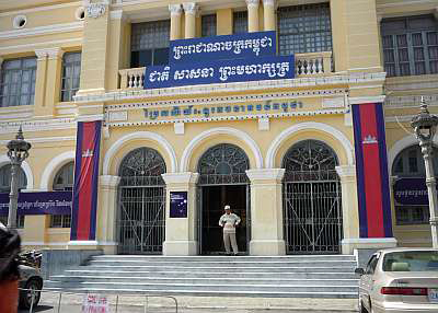 Cambodia Post to offer banking services