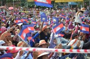 Cambodia protests