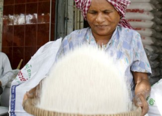 Cambodia's rice exports to EU under fire