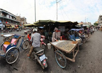 Cambodia's GDP per capita to hit $1,130 in 2014, says prime minister