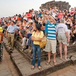 Cambodia attracts over 3 million foreign tourists