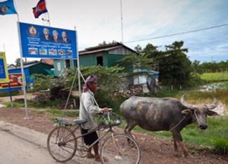 Cambodia votes