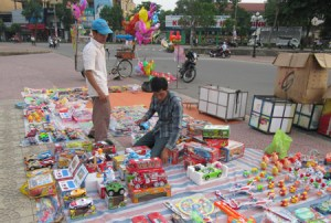 Chinese products vietnam