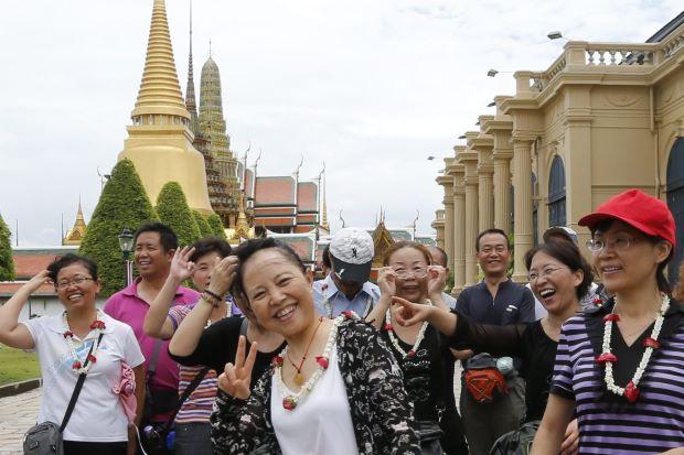 Thailand, China plan bilateral tourist visa waiver