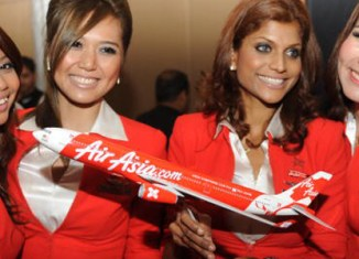 AirAsia crew uniforms too sexy for authorities