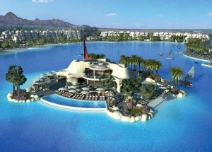 Crystal Lagoons's project in Sharm El Sheikh