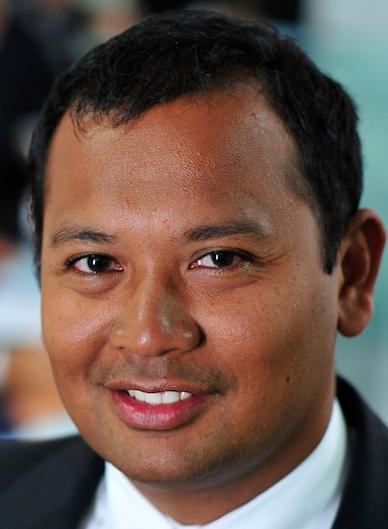 Dato' Kamarul Muhammad CEO Of UZMA Small
