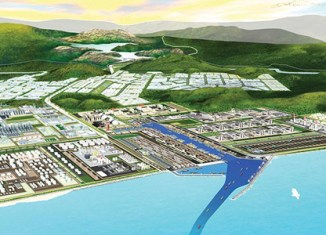 Dawei project gets slowly back on its feet