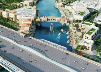 Dubai Canal project to boost real estate and tourism