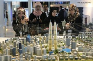 Dubai real estate show