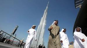 Dubai walk