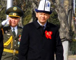 Dzhoomart Otorbayev