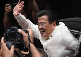 Joseph Estrada declared Manila mayor