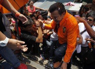 Estrada vows to make Manila 'a better city'
