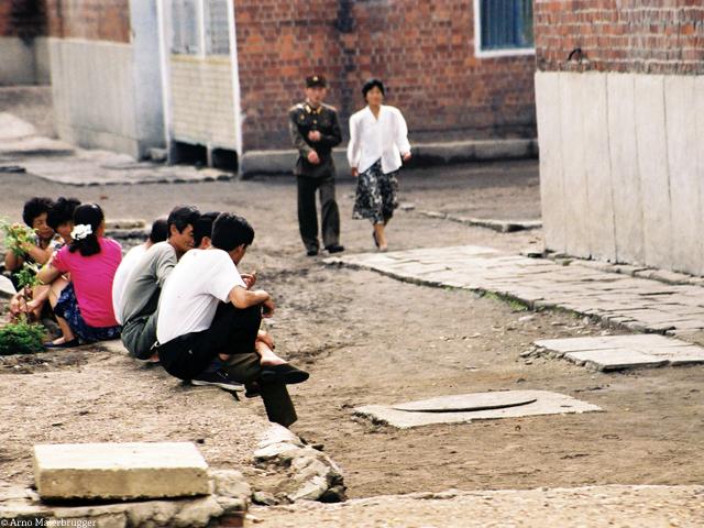 Photoblog: Crossing the border to North Korea