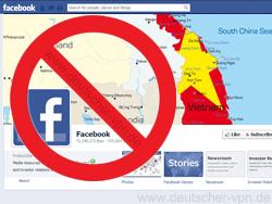 Facebook-Zensur-Vietnam
