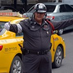 Thailand to battle obesity, starting with cops