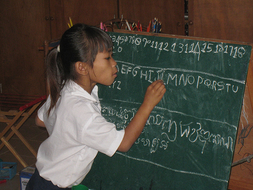 Infographic: Female education in Southeast Asia