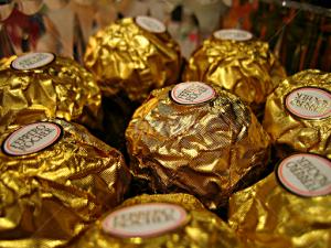 Ferrero sweets