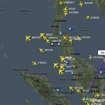Malaysia Airlines plane crashes into Gulf of Thailand