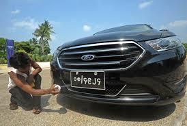 Ford enters myanmar