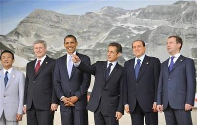 G8 needs to commit 160 Billion US to Middle East and Africa
