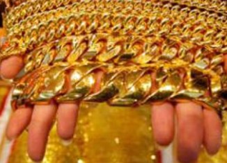 Gold jewelry exports from Malaysia rise 13%