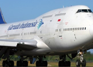 Garuda has ambitious targets for 2014