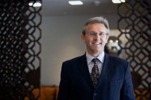 Gerd Nonneman,Georgetown Univercity Qatar